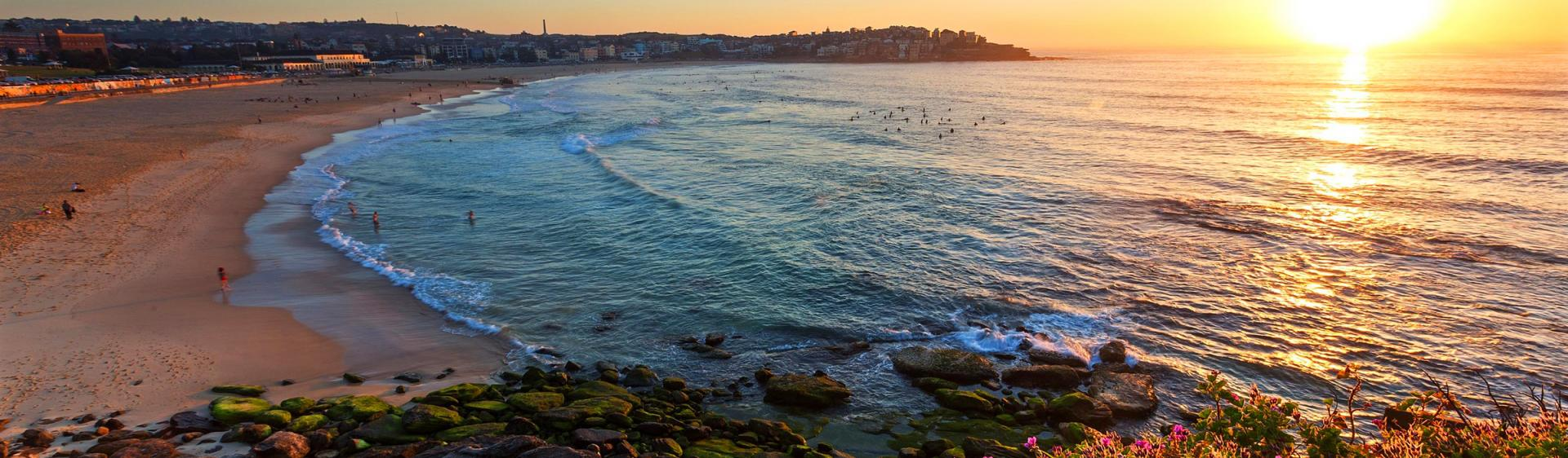 Early Morning Bondi Beach