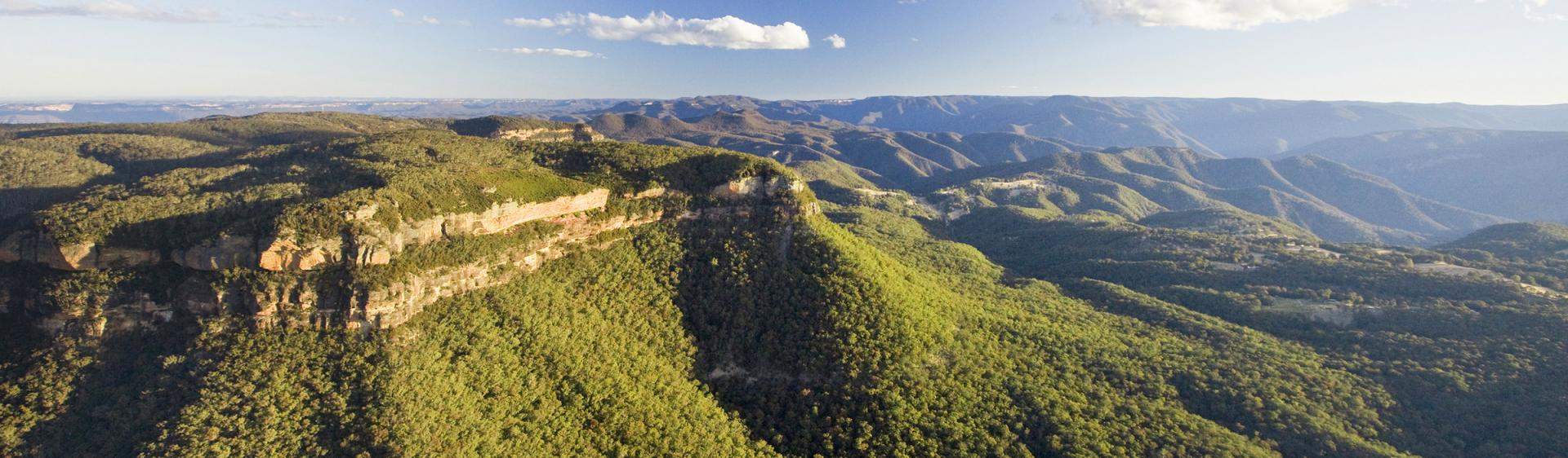 Narrow Neck, Blue Mountains