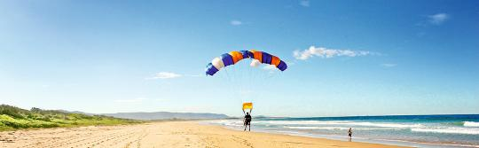 Skydiving, Wollongong